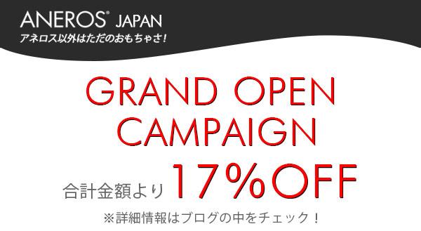Grand Open Campaign 2017
