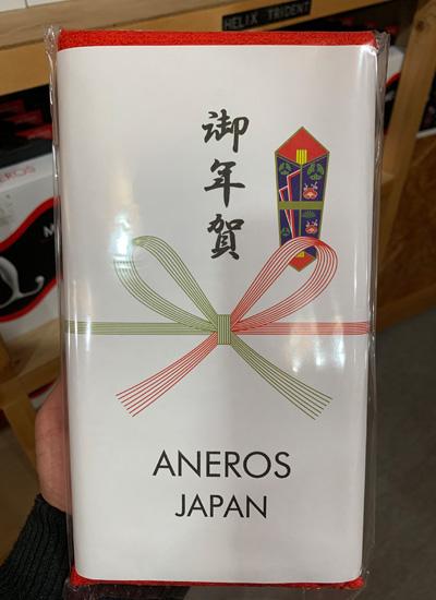 ANEROS JAPAN お年賀タオル