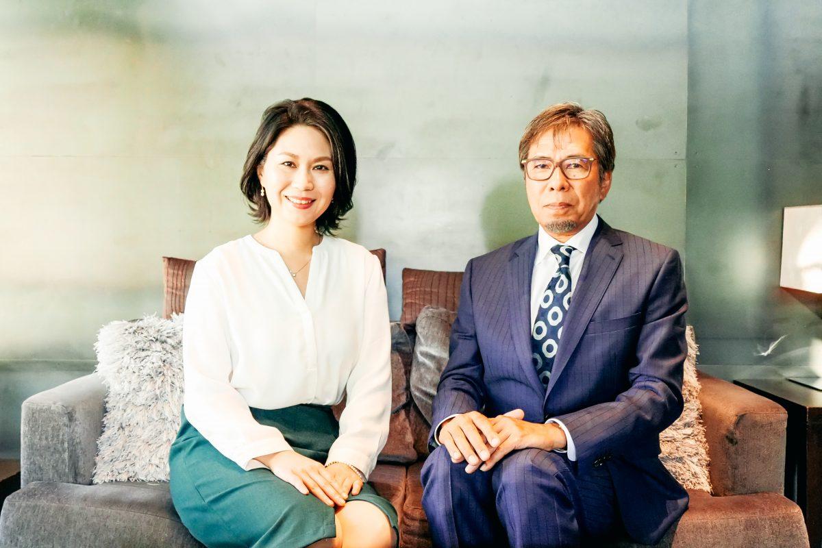 MOCインタビュー OliviAと櫻井社長