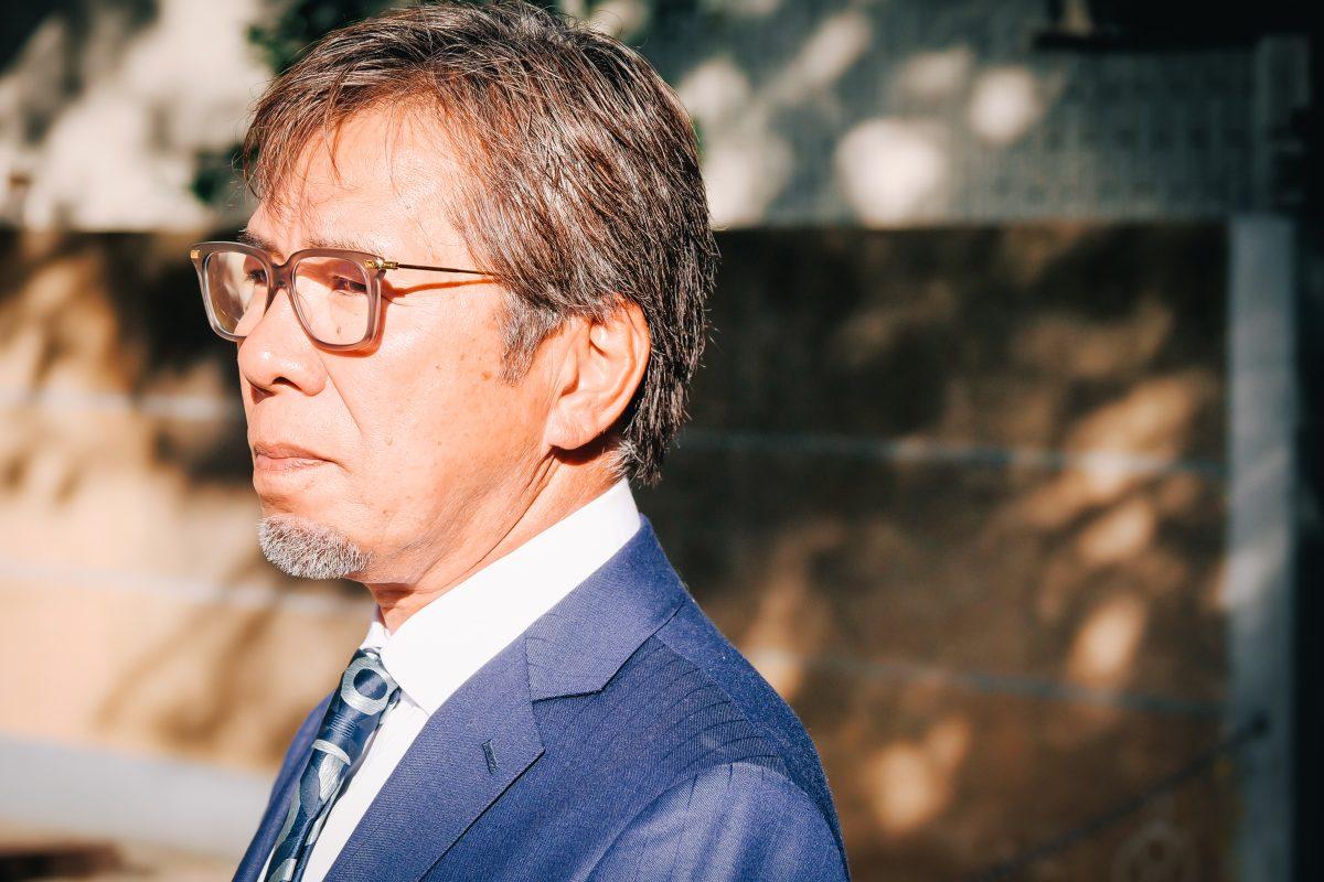 アネロスジャパン櫻井社長
