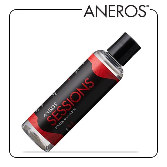 100%純天然素材を使用したアネロスセッションズ
